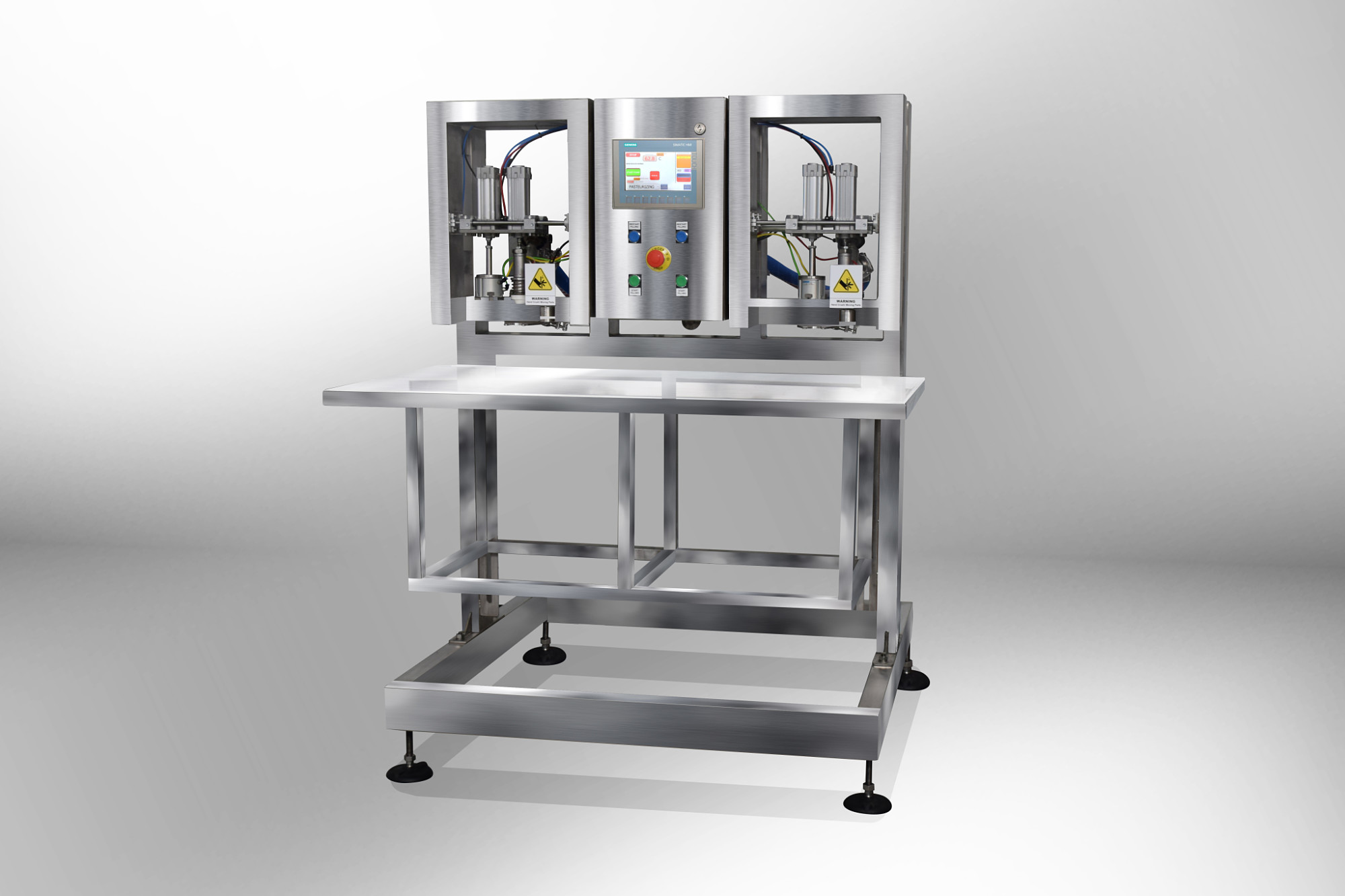automatic filling machine by dion engineering