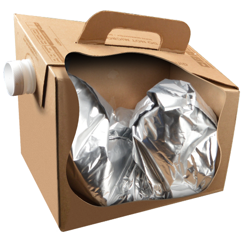 bag-in-box for liquids 10L