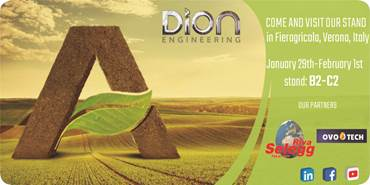 Dion engineering fieragricola italy 2020