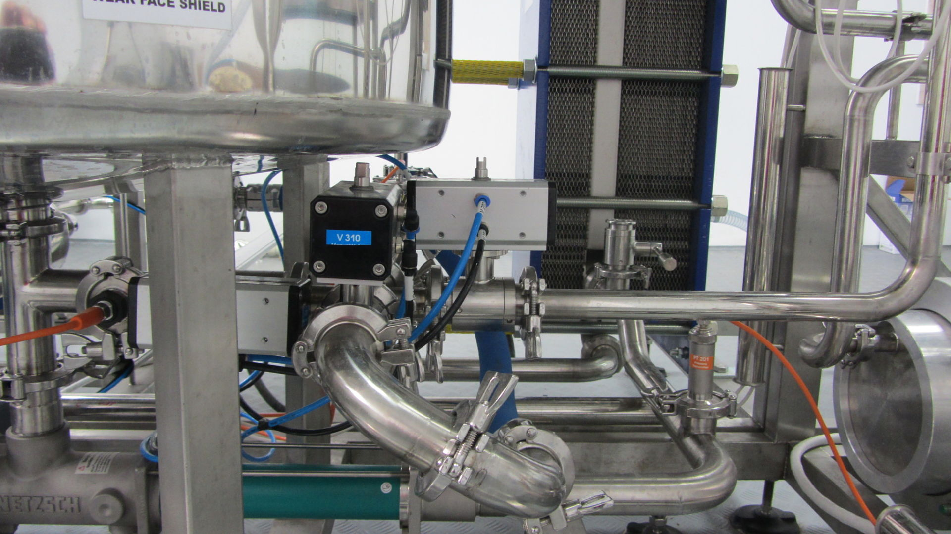 milk pasteurizer by dion engineering