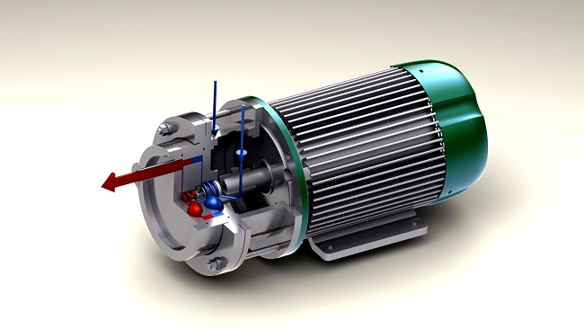 rotor spinning heater by dion engineering